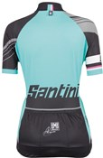 Santini Anna Meares TDU Special Edition Aero Full Zip Womens Short Sleeve Jersey