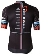 Santini Team Original de Rosa Sleek Short Sleeve Jersey