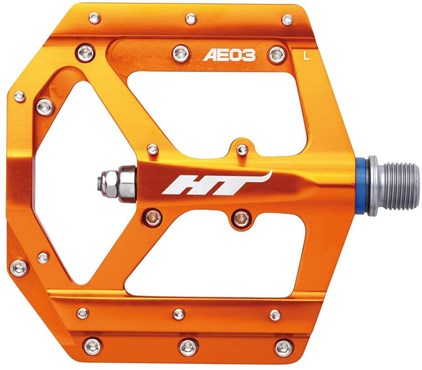 HT Components AE03 Alloy Flat Pedals