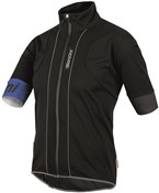 Product image for Santini Reef Water and Wind Resistant Short Sleeve Jersey