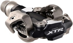 Product image for Shimano XTR MTB SPD XC Race Pedals PDM9000