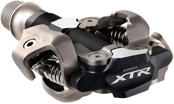 Image of Shimano XTR MTB SPD XC Race Pedals PDM9000