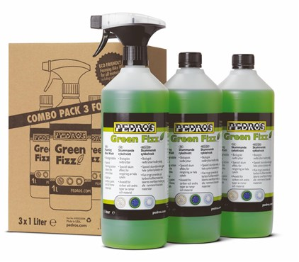 Image of Pedros Green Fizz 3 For 2 Combo - 3 x 1 Litre