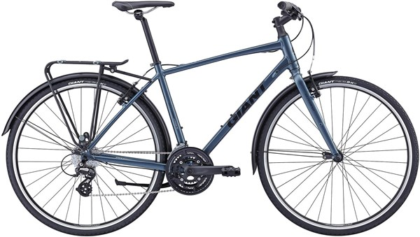 Image of Giant Escape 2 City 2016 - Hybrid Classic Bike