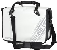 Ortlieb Office Bag Black n White with QL3 Fitting System
