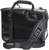 Ortlieb Office Bag Black n White with QL2.1 Fitting System
