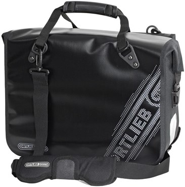 Image of Ortlieb Office Bag Black n White