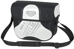 Ortlieb Ultimate 6 Black n White Handlebar Bag
