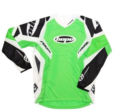 Image of Hope DH Long Sleeve Cycling Jersey