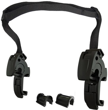 Image of Ortlieb QL2.1 Hooks with Handle (2 PCS) 16mm with Inserts for 8 10 12mm