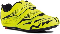 Northwave Jet Evo Yellow Road Shoe SS18