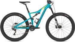 Specialized Rhyme FSR Comp Carbon Womens 650b Mountain Bike 2016 - Full Suspension MTB
