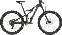 Specialized Rhyme FSR Expert Carbon Womens 650b Mountain Bike 2016 - Full Suspension MTB