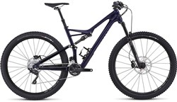 Specialized Stumpjumper FSR Comp Carbon 29 Mountain Bike 2016 - Full Suspension MTB