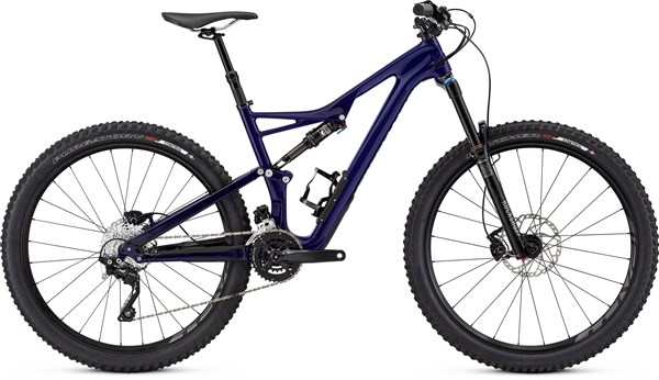 Specialized Stumpjumper FSR Comp Carbon 650b Mountain Bike 2016 - Full Suspension MTB