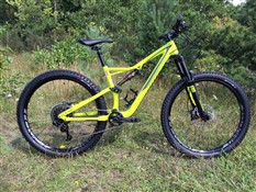 Specialized Stumpjumper FSR Elite 650b Mountain Bike 2016 - Full Suspension MTB