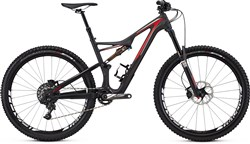 Specialized Stumpjumper FSR Expert Carbon 650b Mountain Bike 2016 - Full Suspension MTB