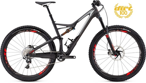 Image of Specialized S-Works Stumpjumper FSR 29 Mountain Bike 2016 - Full Suspension MTB