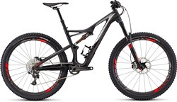 Product image for Specialized S-Works Stumpjumper FSR 650b Mountain Bike 2016 - Full Suspension MTB