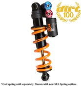 Fox Racing Shox DHX2 Factory Series Coil Rear Shock 2016