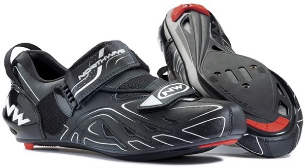Image of Northwave Tri-Sonic Shoe SS16