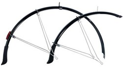 Product image for Flinger F35 Deluxe 700c Mudguards - Pair
