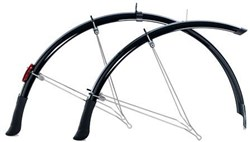 Flinger F60 Deluxe 26 inch Mudguards - Pair