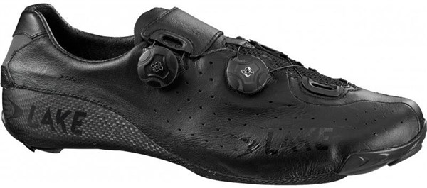 Image of Lake CX402 Road Cycling Widefit Shoes