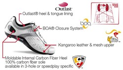 Lake CX331 Road Cycling Shoes