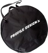 Product image for Profile Design Wheelbag Padded - for 2 Wheels