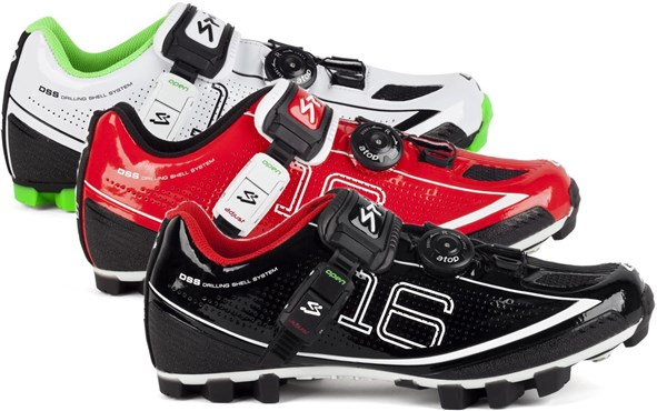 Image of Spiuk Z16M MTB Cycling Shoes
