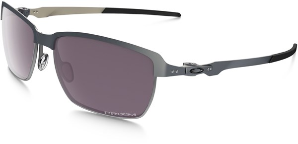 Image of Oakley Covert Tinfoil Prizm Daily Polarized Sunglasses