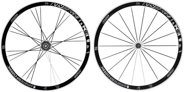 American Classic 420 Aero 3 Road Wheel Set