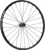 Shimano WH-M9000-TL XC Wheel - Q / R 135 mm Axle -  27.5in (650B) Carbon Clincher -  Rear