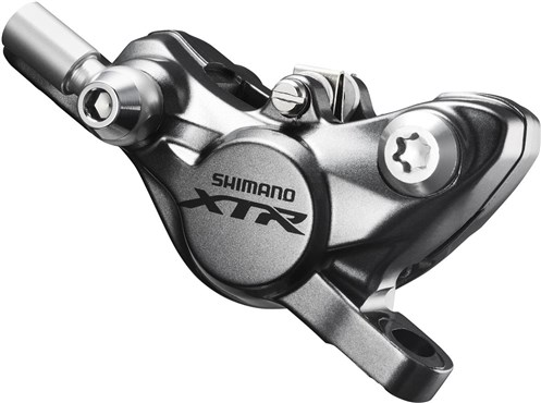 Shimano BR-M9000 XTR Post type hydraulic disc brake calliper, front or rear