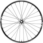 Product image for Shimano XT XC 650b 15 x 100 mm Axle Clincher Front Wheel - WHM8000