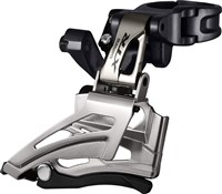 Product image for Shimano FD-M9025-H XTR Double Front Derailleur - Conventional Swing - Dual Pull