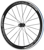 Shimano WH-RS81-C50-CL Wheel - Carbon Clincher - 50mm - Pair