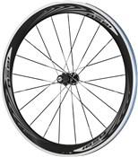 Shimano WH-RS81-C50-CL Wheel - Carbon Clincher 50 mm - 11-Speed - Rear