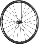 Shimano WH-RX830 Disc Road Wheel - Tubeless Ready Clincher 35 mm - 11-Speed - Rear
