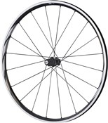 Shimano WH-RS610-TL Wheel - Tubeless Ready Clincher 24 mm - 11-Speed - Black - Rear