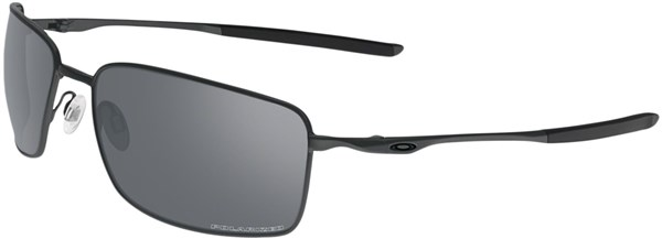 Image of Oakley Square Wire Polarized Sunglasses