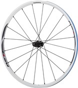 Product image for Shimano WH-RS11 Wheel, Clincher 24 mm, 11-Speed, Silver, Rear