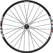 Shimano WH-MT15 XC Wheel - Q / R 100 mm Axle - 27.5in (650B) Clincher - Black - Front