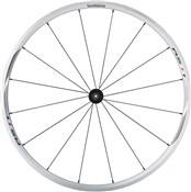 Product image for Shimano WH-RS11 Wheel - Clincher 24 mm - Silver - Front