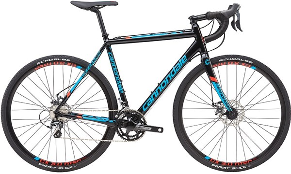 Cannondale CaadX Tiagra 2016 - Cyclocross Bike