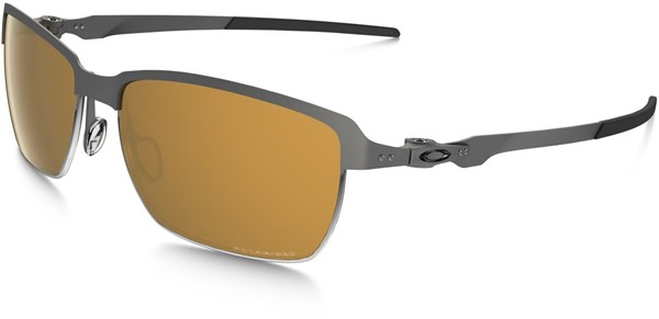 Image of Oakley Tinfoil Polarized Sunglasses