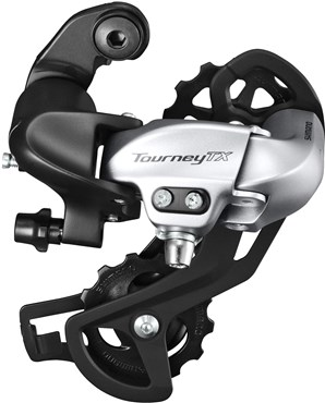 Image of Shimano RD-TX800 Tourney TX Rear Derailleur - Direct Mount
