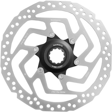 Shimano SM-RT20 Tourney TX Centre-Lock disc rotor, for resin pad only