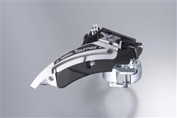 Shimano FD-TX50 MTB Front Derailleur - Top Swing - Dual-Pull And Multi Fit